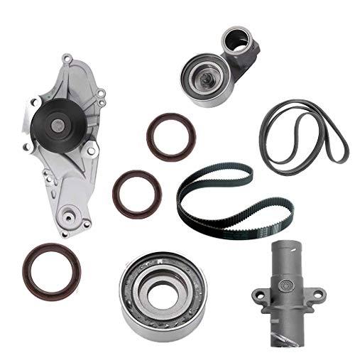 ette Zahnriemen und Wasserpumpe und Dichtungen Kit Ersatz für Honda-Acura V6 Teile 171540570047 ()