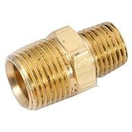 ANDERSON METALS 756123-0804 Nipple by Anderson Metals