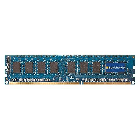 4GB mémoire - KVR1333D3E9S/4G DDR3 UDIMM ECC 1333MHz PC3-10600E 240 Pin DIMM 1,5 volt