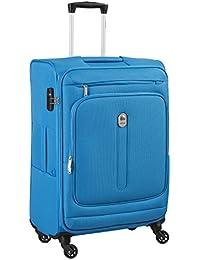 Delsey Manitoba luggage Trolley Esp 4R 78 light blue