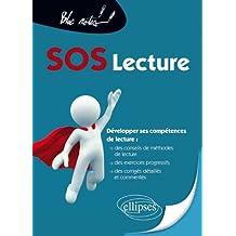 SOS Lecture Développer ses Comptétences de Lecture