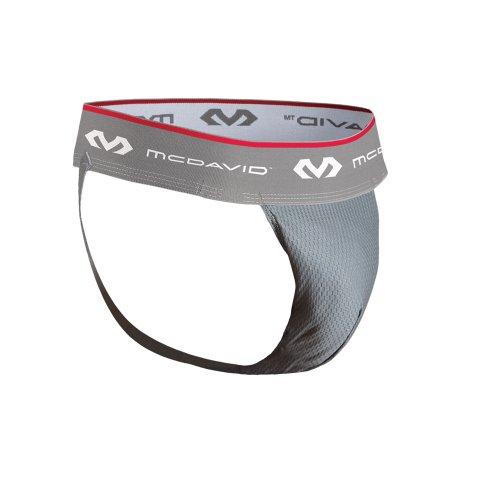 Mcdavid Performance Suspensorium Tiefschutz Grey M