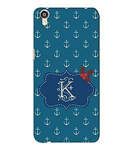 EPICCASE anchor of k Mobile Back Case Cover For Oppo F1 Plus (Designer Case)