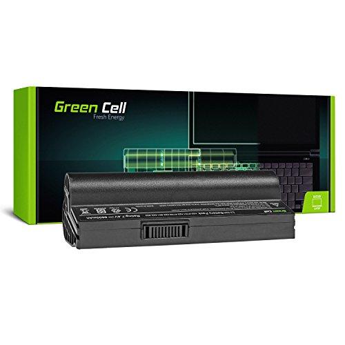 Green Cell® A22-700 A22-P701 P22-900 Standard Serie Laptop Akku für ASUS Eee PC 700 701 900 2G 4G 8G 12G 20G Surf (6 Zellen 6600mAh 7.4V Schwarz) Laptop Asus Eee Pc