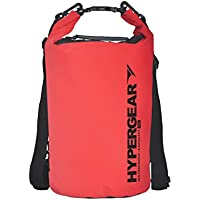 Dry Bag - Hypergear - Impermeabile (Rosso, 20 litri)