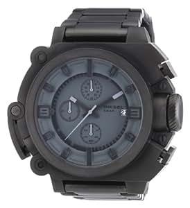 Diesel Herren-Armbanduhr BlackBird Chronograph Quarz Edelstahl beschichtet DZ4244