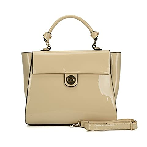Sally Young , Sac à main pour femme - beige - beige,