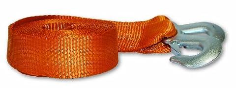 Docks GMAR38 Sangle polyester 2 crochet à œil 2,25 T 50 mm L 5 m