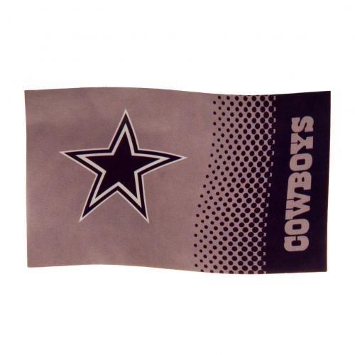 Dallas Cowboys Fade Flag by Dallas Cowboys