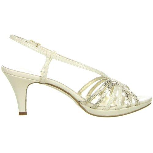 Vista Damen Sandaletten elfenbein Elfenbein