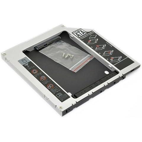 HDD/SSD adaptador universal - caddy 9.5 mm (SATA - SATA) - TheNatural2020