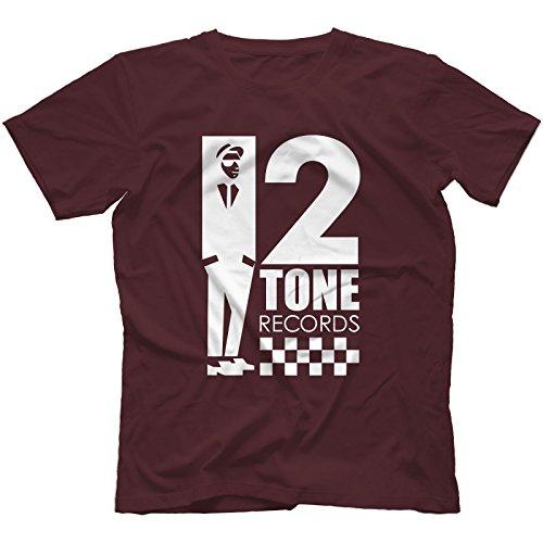 2-tone-records-t-shirt-100-cotton-reggae-ska-trojan-rocksteady-the-specialsmmaroon