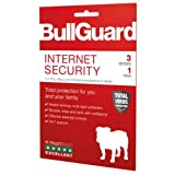 Image of Bullguard Internet Security 2019 Retail, 3 User (Single), Multi Device Licence, 1 Year