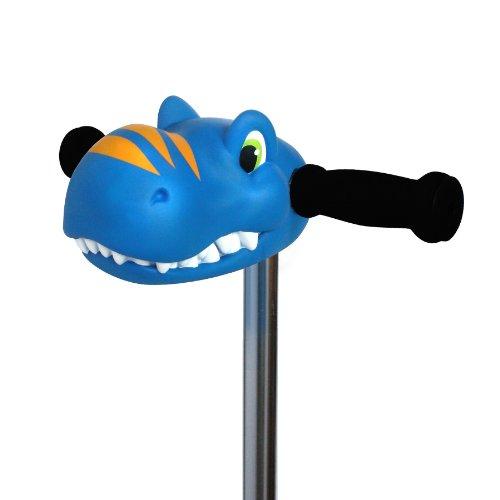 Scootaheadz Dino: Blau - Micro Sprite Blau Scooter