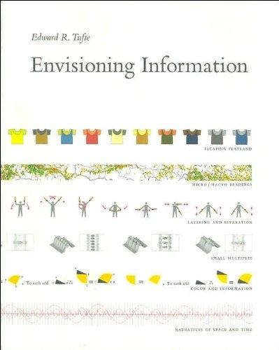 Envisioning Information por Edward R. Tufte