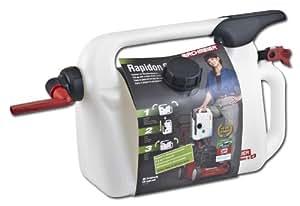 Greenstar 10183 Jerrican plastique rapidon 6 L avec débit réglable