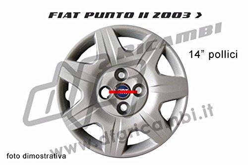 ALULOOK COPRICERCHI AUTO CERCHIO 15 BOX 4 PZ UNIVERSALI TERRA 41245