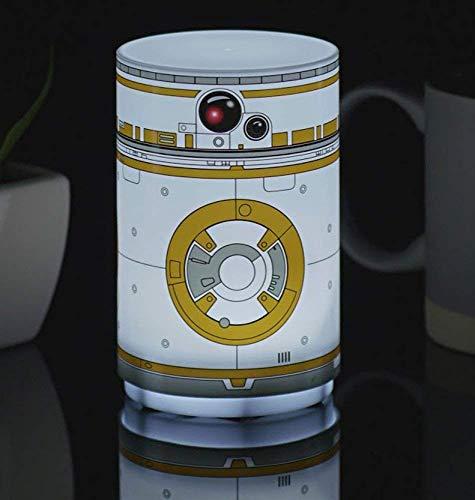 Star Wars BB 8 Tischlampe,Schreibtischlampe,Nachttischlampe,Leuchte - 2