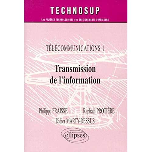 Télécommunications 1 : Transmission de l'information