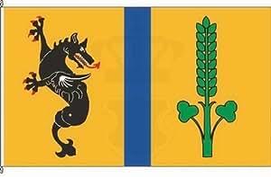Königsbanner Hissflagge Bobzin - 80 x 120cm - Flagge und Fahne