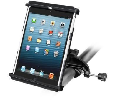 Veranda Yoke Halterung A Halteklemme Mounting RAM ram-b-121-tab12u um befestigen oder Tablet PC oder KOMPATIBEL MIT Apple Mini iPad ohne Abdeckung (Ipad Mini Halterung Ram)