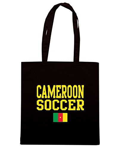 T-Shirtshock - Borsa Shopping WC0152 CAMEROON Nero