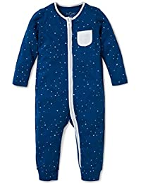 MORI Zip-Up Sleepsuit, 30% Organic Cotton & 70% Bamboo, available from newborn up to 2 years