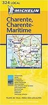 Charente/Charente-Maritime (Michelin Local Maps)