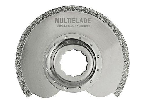 Multiblade SuperCut Diamant-Sägeblatt 90mm (Stein, Beton, Zement) MB65S