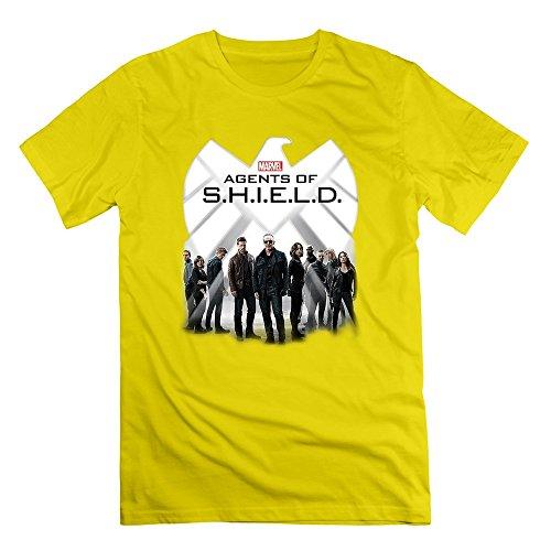 Camisetapara Hombre, Agentes de S.H.I.E.L.D