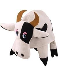 Vache en peluche Hat - Fancy Dress - Festivals - Stag Nuits - Accessoires