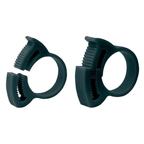 neoLab 1-0056 neoClips Schlauchschellen, 12,0 mm-13,8 mm, Größe D (10-er Pack)