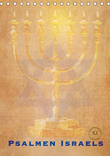 Kunstkalender Psalmen Israel (Tischkalender 2020 DIN A5 hoch)
