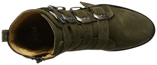 SPM - Stories Ankle Boot, Stivali Donna Verde (Kaki)