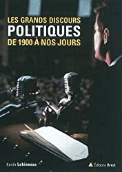 Les grands discours politiques de 1900 à nos jours