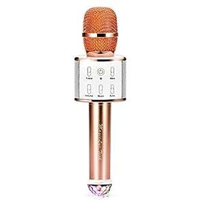 MagicLux Tech - microfono wireless (oro di champagne)