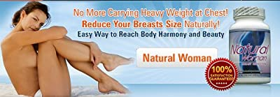 Natural Woman - Breast Reduction Pills
