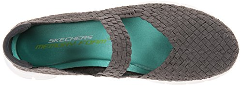 Skechers Synergy-clear Skies Chaussures, Couleur: Gris Gris (gris)