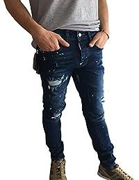 DSQUARED2 Jeans Uomo - Slim Jeans - S71LBO105S30342 - Art. 3080 deccfbb14a64