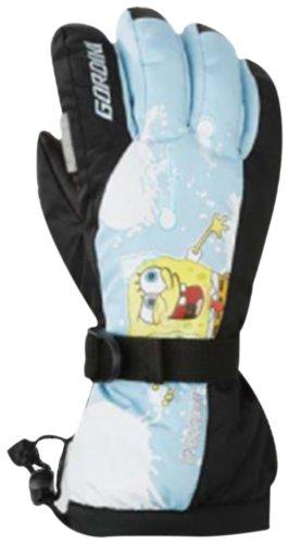 Gordini Kids 'Spongebob Schwammkopf Handschuh, Kinder, schwarz (Gordini-schwarz Handschuh)