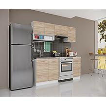 Günstige einbauküchen ohne elektrogeräte  Suchergebnis auf Amazon.de für: Küchenzeile ohne Elektrogeräte