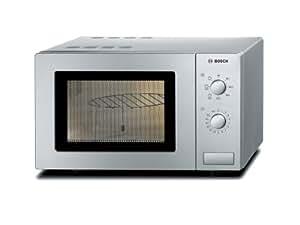 Bosch HMT72G450 forno a microonde, acciaio inox: Amazon.it: Casa e ...