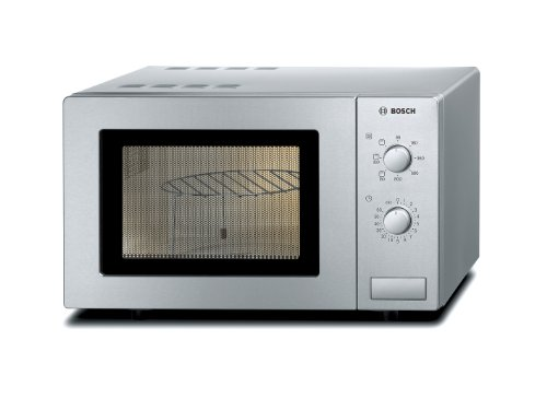 Bosch HMT72G450 Four micro-ondes 17 l 800 W Argent (Import Allemagne)