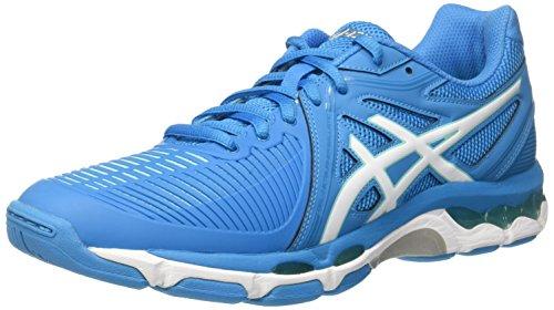 Asics Gel-Netburner Ballistic, Zapatillas de Voleibol Para Mujer, Azul...