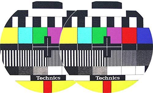 Slipmat Technics TV (Doppelpack)