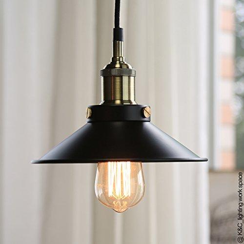 WCZ Personalisierte Dekorative Beleuchtung Industrielle Vintage Edison Unter -