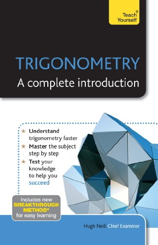 Trigonometry: A Complete Introduction (Teach Yourself) (English Edition)