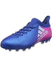 adidas X 16.3 AG, Botas de Fútbol Para Hombre