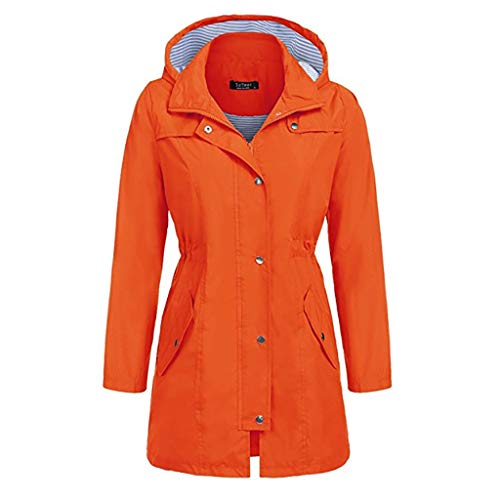 Damen Sweatjacke Wintermantel Cardigan Lang Strickmantel Sweater Pullis Herbst Winter Mantel Frauen Langarm Pullover Sweatshirt Casual Kapuzenjacke Freizeitjacke -