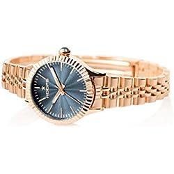 HOOPS UHR Luxury Pink Gold/Blau 2560lg-05